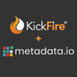 KickFire Announces Partnership with Metadata.io to Fuel Account Based Marketing with Machine Learning