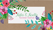 Nyla and Noelle Logo