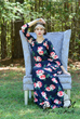 Floral Maxi Dress by Nyla and Noelle
