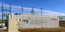 NRG Toshiba Elbow Creek Battery Storage