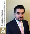AIM Announces Promotion of Rodrigo Cacho to Business Development Manager
