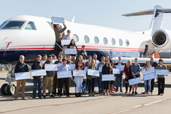 2017 Aviation Expo Scholarship Winners