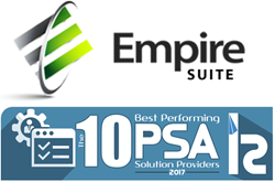 Empire SUITE Named Top 10 PSA Solution by Insight Success