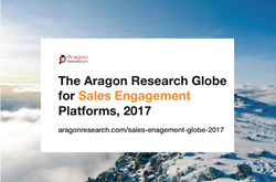 Aragon Globe for Sales Engagement Platforms, 2017