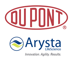 DuPont and Arysta Logos