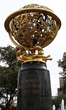 The Celestial Sphere Aero Memorial by Paul Manship in Philadelphia, PA, photo from Wikimedia Commons.