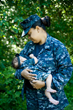 Celebrating Veterans Who Are Breastfeeding Mothers -- Mamava Lactation Suites Now In All US Armed Forces