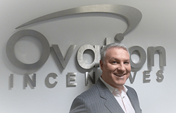 Jonathan Grey, CEO - Ovation Incentives