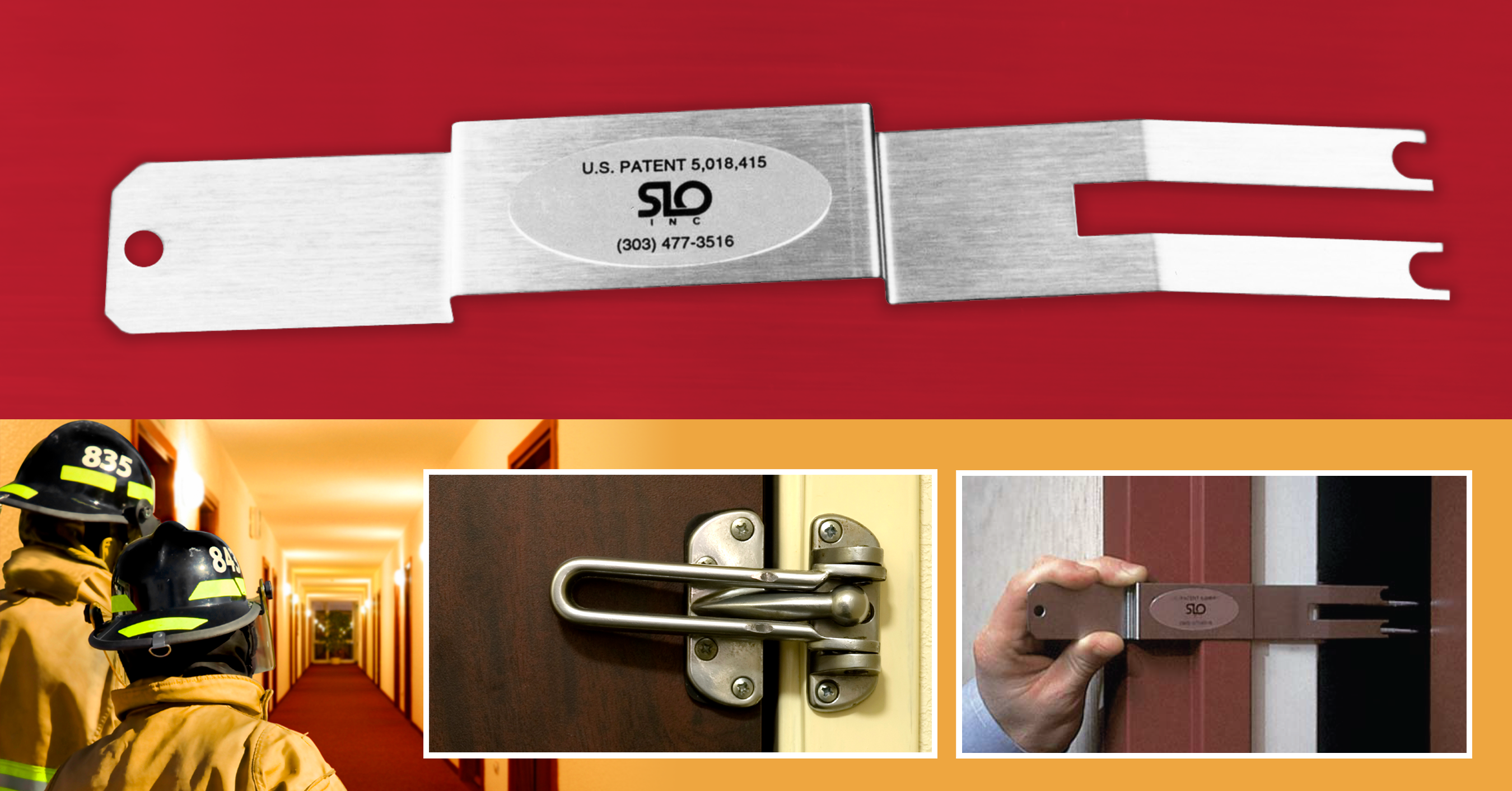 New tool allows quick emergency access to hotel rooms by