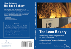 The Lean Bakery book cover