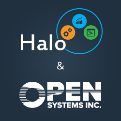 Halo and Open Systems Join Forces to Deliver Performance Analytics Through Leading Enterprise Planning Platform