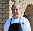 Executive Chef John Brazie at Flying Horse