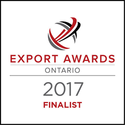 Parking BOXX Parking Systems ON Export Awards Finalist