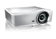 Optoma Introduces New Line of Flexible ProAV Short Throw Projectors for Professional Environments