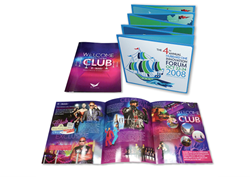 Accordion Folded Brochures