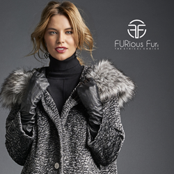 Furious Fur - Defining Modern Vintage.  The Ethical Choice