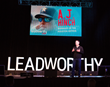 AJ Hinch and Flip Flippen Inspire Student Leaders At Inaugural LeadWorthy Live Event
