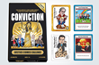 "New Game ""Conviction"" Delivers Sweet Judicial Justice to President Trump & Co."