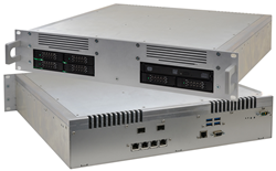 Conductive Cooled Embedded Xeon Server for Rugged Environment