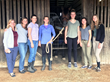 A new partnership between Foxcroft School and Virginia Tech's Middleburg Agricultural Research and Extension (MARE) Center brings high school students together with graduate students to conduct resear