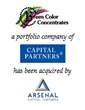 BlackArch Partners Advises Capital Partners on Sale of Breen Color Concentrates to Arsenal Capital Partners