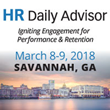 BLR's Award-Winning HR Daily Advisor Announces New Conference on Employee Engagement and Workplace Culture, Debuting March 8-9 in Savannah, Georgia