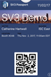 Building Intelligence Demonstrates SV3® Passport as a Mobile Credential at ISC EAST 2017