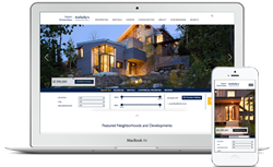 Aspen Snowmass Sotheby's International Realty: WebTrends Best Mobile Design 2017