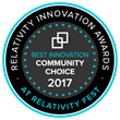 QDiscovery Wins Best Innovation: Community Choice at Relativity Innovation Awards