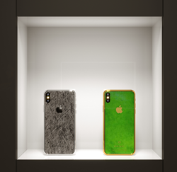 The Lux iPhone X Celestial and Royal Jade Special Editions