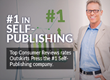 Top Consumer Reviews Again Names Outskirts Press No. 1 in the Self-Publishing Industry
