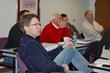 Professional advisors engage in an NSSA Social Security certificate program.