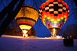 Winter Glows and Turkey Bowling Highlight 2018 Winter Carnival at Eagle Ridge Resort and Spa in Galena, IL.