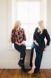 Moon Water Co-Founders: Amanda Bingham and Haily Buchanon