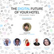"The Roadshow event ""The digital future of your hotel"" will take place in Madrid next November 15th"