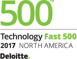 KnowBe4 places at number 70 on Deloitte's Technology Fast 500