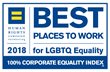Armstrong Teasdale Earns Top Marks in 2018 Human Rights Campaign Corporate Equality Index