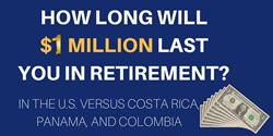 How Long Will 1 Million Dollars Last in Retirement?