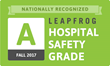 "Salt Lake Regional Medical Center Earns ""A"" Grade for Patient Safety from the 2017 Fall Leapfrog Hospital Safety Grade"