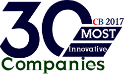 Approyo Named Among 30 Most Innovative Companies 2017 by