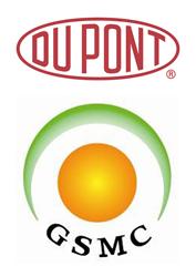 DuPont and Giga Solar Materials Logos