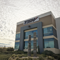TSW Alloy Wheels HQ - California