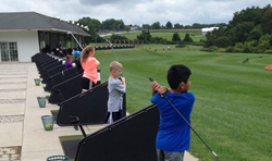 Nike Junior Golf Camps, The Golf Zone