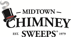 Midtown Chimney Sweeps Franchising Logo