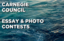 Carnegie Council Essay and Photo Contests