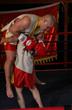 Patrick Barry in Sanda Training