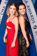 Country Music Duo Maddie & Tae's Madison Marlow Carries Jill Milan to 51st CMA Awards