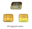 SPS Hybrid 8 Module : bonding and face contact