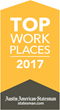 Software Advice Once Again Recognized as a Top Workplace in Austin