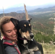 First Female, Human-Canine Team to Hike 12,500 Mile All-In Trek